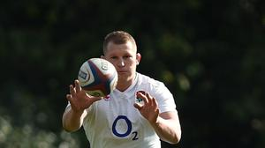 Dylan Hartley and England are trying to move on from their World Cup disaster
