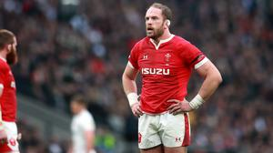 Alun Wyn Jones hopes World Rugby look at the incident (Adam Davy/PA)