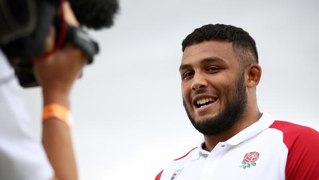 Lewis Ludlam is expected to face Tonga (Tim Goode/PA)