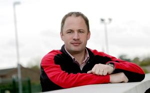 Ulster's departing director of rugby David Humphreys