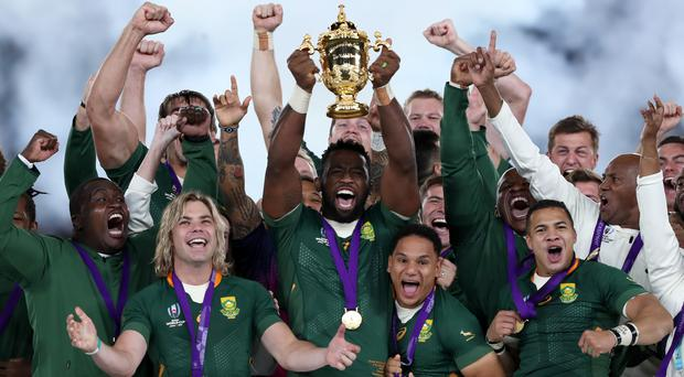 South Africa were convincing winners against England (David Davies/PA)