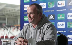 Mark Anscombe ahead of Ulster's quarter-final against Saracens