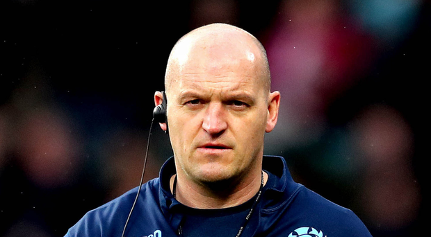 Respect: Gregor Townsend knows Georgia are dangerous