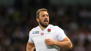 Chris Robshaw has been backed to shine by Eddie Jones