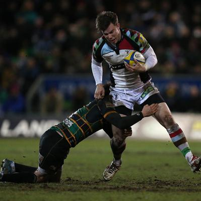 Sam Smith will leave Harlequins at the end of the season