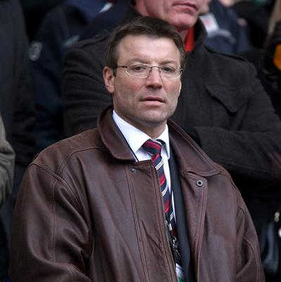 Rob Andrew, pictured, hailed the appointment of Tony Spreadbury