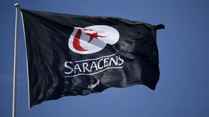 Saracens will compete in the Championship next season (Paul Harding/PA).