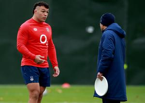 Ellis Genge comes into the England starting line-up (David Rogers/PA)