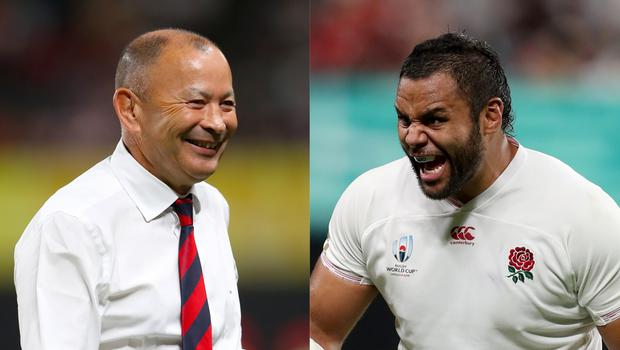 Eddie Jones is not worried about Billy Vunipola playing too much rugby (David Davies/PA)