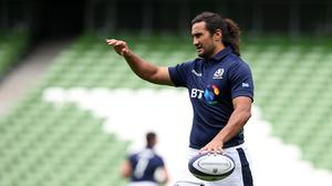 Blair Cowan has been called into Scotland's World Cup squad