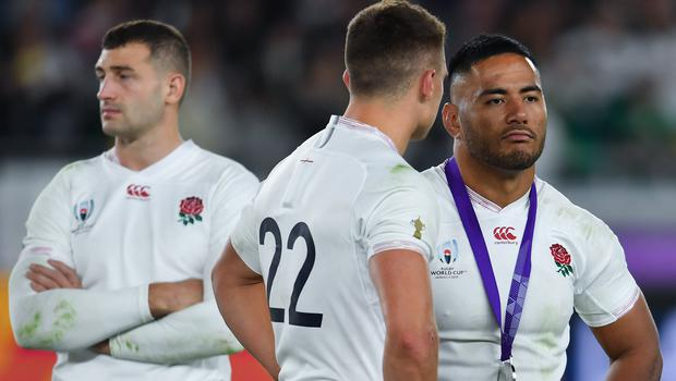 England fell to a heavy 32-12 defeat in the World Cup final (Ashley Western/PA)