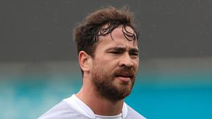 Danny Cipriani has been left out of England's training squad (Mike Egerton/PA)