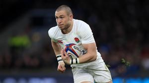 Eddie Jones has defended Mike Brown, his first choice full-back