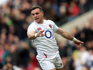 England fly-half George Ford, pictured, is believed to have signed a new deal at Leicester (David Davies/PA)