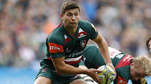 England scrum-half Ben Youngs commits future to struggling Leicester (Paul Harding/PA)