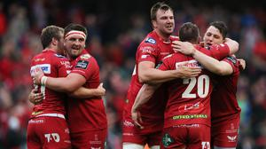 PRO 12 champions Scarlets will be defending their title in an expanded competition next season featuring two South African sides.