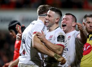 Ulster will return to training on Monday