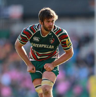 Leicester lock Geoff Parling is a doubt for the start of England's Six Nations campaign after undergoing shoulder surgery.