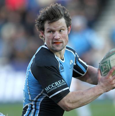 Peter Horne will return to action for Glasgow Warriors against Ulster