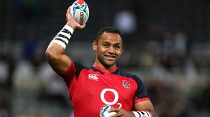 Billy Vunipola has targeted Lions selection (Richard Sellers/PA)