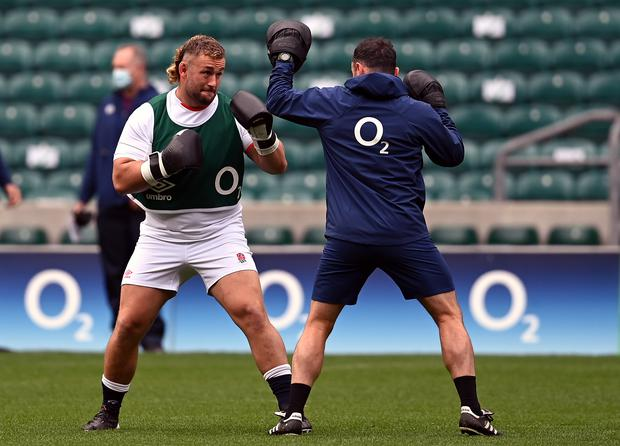 Will Stuart insists England are ready for Wales, PA
