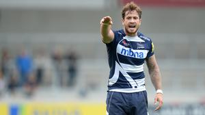 Danny Cipriani's accurate kicking helped Sale to victory over Northampton
