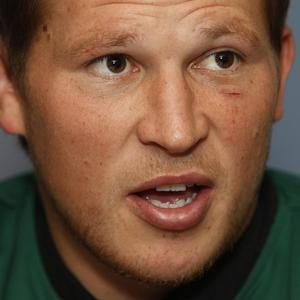 Northampton hooker Dylan Hartley, pictured, will miss the Amlin Cup clash with Sale due to injury