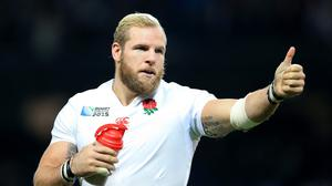 England's James Haskell has given the thumbs up to the reign of new coach Eddie Jones