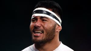 Manu Tuilagi, pictured, is wanted by Sale Sharks after leaving Leicester Tigers (Adam Davy/PA)