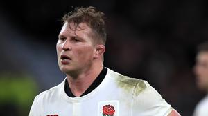 Dylan Hartley's England place has come under renewed scrutiny