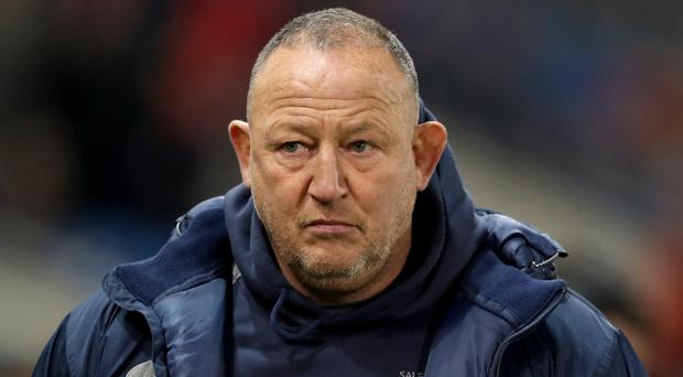 Sale director of rugby Steve Diamond says Saracens have been naive in breaching salary cap regulations (Richard Sellers/PA)