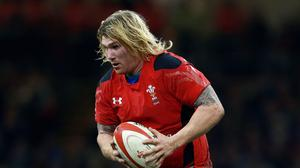 As far as Gloucester were concerned Richard Hibbard was cleared to play by Wales