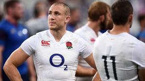Mike Brown had not been happy with some of his team-mates' behaviour at the World Cup
