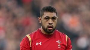 Taulupe Faletau's final game at Rodney Parade for Newport Gwent Dragons ended in a 26-20 defeat to Ospreys.
