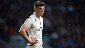 Owen Farrell has been dropped for the match against Australia