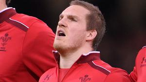 Wales prop Gethin Jenkins has been named captain for the showdown with Fiji