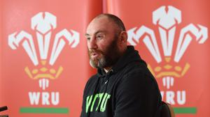 Wales assistant coach Robin McBryde is relishing the prospect of Sunday's World Cup clash against Uruguay