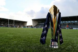 Exeter top the Gallagher Premiership (PA)