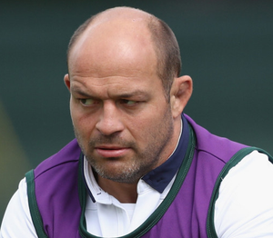 Starting role: Rory Best