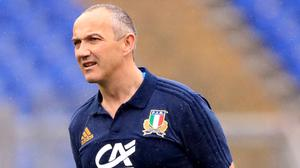 Conor O'Shea's Italy lost heavily in their Six Nations opener