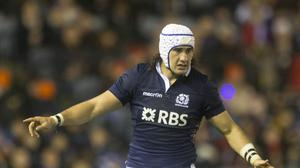 Scotland's Blair Cowan wants them to take their form into next year