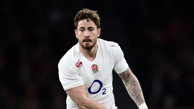 Danny Cipriani has been recalled to the England fold