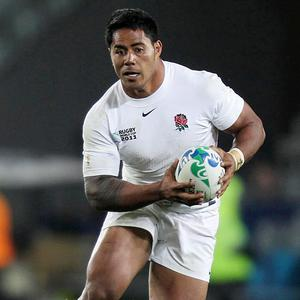 Manu Tuilagi was one of several players to join up with the Lions squad late