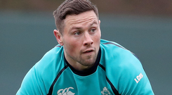 Ulster's John Cooney will be back in Ireland colours in the Six Nations after being called up to the national squad