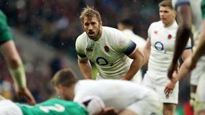Former England captain Chris Robshaw is heading to America (Paul Harding/PA)