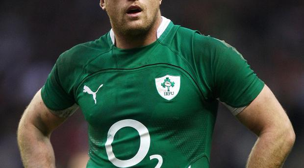 Jamie Heaslip should recover from a cut leg to feature for Ireland