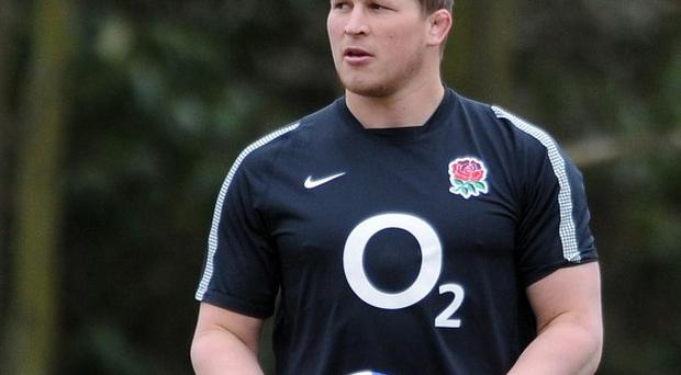 Dylan Hartley is expecting a partisan crowd in Dublin