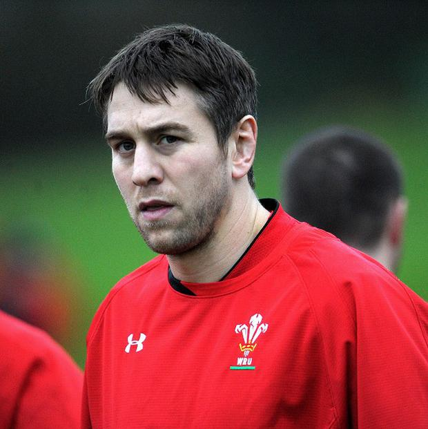 Ryan Jones could return to face France