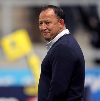 Steve Diamond has urged his Sale side to continue their recent good form