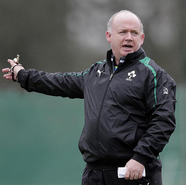 Declan Kidney says his players 'recovered pretty well from the Wales game'